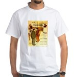 l'Escarmouche White T-Shirt