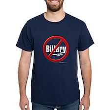 No Billary T-Shirt
