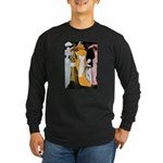 Party Long Sleeve Dark T-Shirt