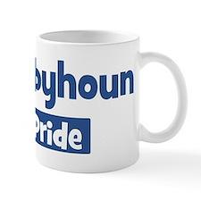 Stabyhoun pride Mug