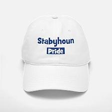 Stabyhoun pride Baseball Baseball Cap