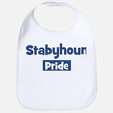 Stabyhoun pride Bib
