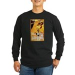 Dover-Ostend Long Sleeve Dark T-Shirt