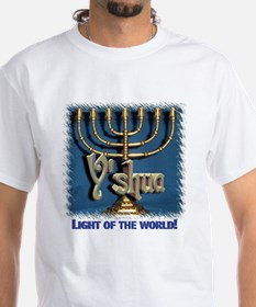 Y'shua, Light of the World! Shirt