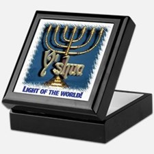 Y'shua, Light of the World! Keepsake Box