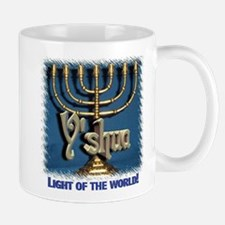Y'shua, Light of the World! Small Small Mug