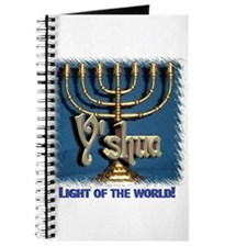 Y'shua, Light of the World! Journal