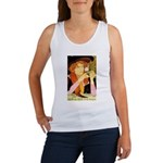 Salon des Cent II Women's Tank Top