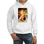Salon des Cent II Hooded Sweatshirt