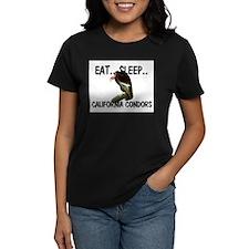 Eat ... Sleep ... CALIFORNIA CONDORS Tee