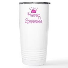 Princess Esmeralda Travel Mug
