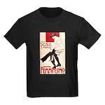 Femminismo Kids Dark T-Shirt