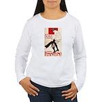 Femminismo Women's Long Sleeve T-Shirt