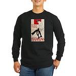 Femminismo Long Sleeve Dark T-Shirt