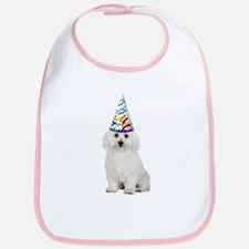 Bichon Frise Party Bib