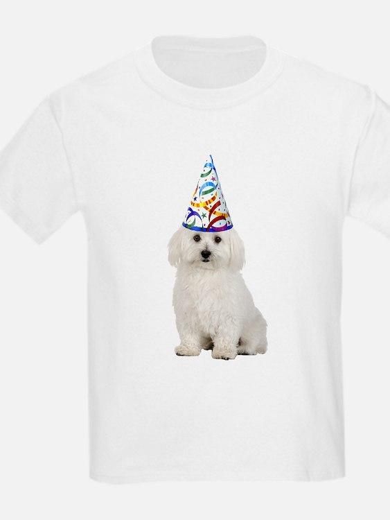 Bichon Frise Party T-Shirt