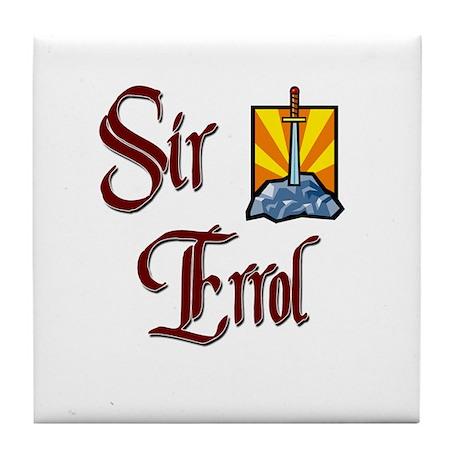 Sir Errol Tile Coaster