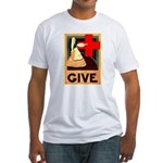 Give Fitted T-Shirt