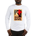 Give Long Sleeve T-Shirt