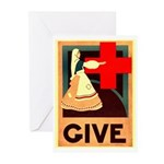 Give Greeting Cards (Pk of 20)