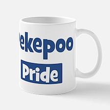 Pekepoo pride Mug