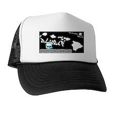 Hawaii Style DL WEAR Mechanic Style Cap