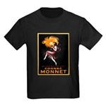 Cognac Monnet Kids Dark T-Shirt