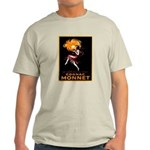 Cognac Monnet Light T-Shirt