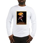 Cognac Monnet Long Sleeve T-Shirt