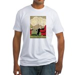 Grand Parisy Fitted T-Shirt