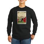 Grand Parisy Long Sleeve Dark T-Shirt