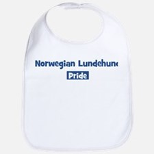 Norwegian Lundehund pride Bib