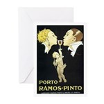 Porto Ramos-Pinto Greeting Cards (Pk of 20)