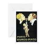 Porto Ramos-Pinto Greeting Card