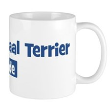 Glen of Imaal Terrier pride Mug