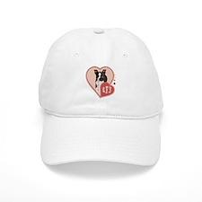 BFF Boston Terrier Baseball Cap