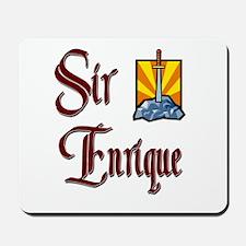 Sir Enrique Mousepad