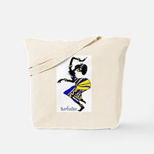 Bajan Tote Bag