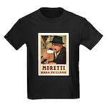 Moretti Birra Friulana Kids Dark T-Shirt