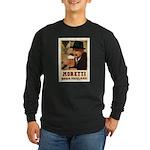 Moretti Birra Friulana Long Sleeve Dark T-Shirt