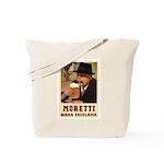 Moretti Birra Friulana Tote Bag