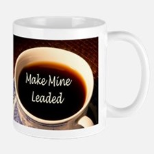 Leaded Mug