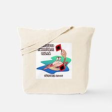 Crab Hurricane Wilma Tote Bag