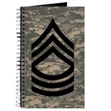 Master Sergeant Personal Log Book 4