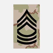 Master Sergeant Sticker 3