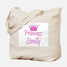 Princess Emily Tote Bag