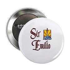 """Sir Emilio 2.25"""" Button"""