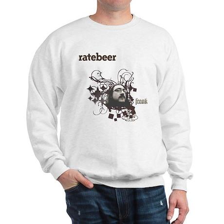 RateBeer Frank Sweatshirt