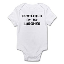 Protected by Lurcher Onesie