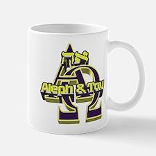 Aleph & Tav Mug